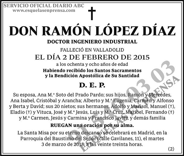 Ramón López Díaz
